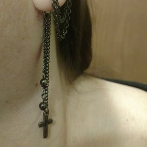 Jewelry - Earring cuff